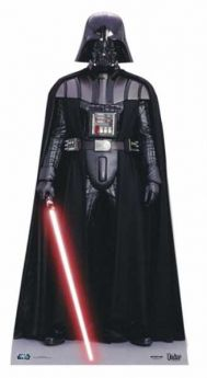 Star Wars Darth Vader Mini Cutout