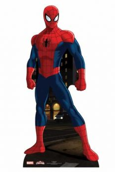 Spiderman Mini Cutout