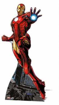 Avengers Iron Man Mini Cutout