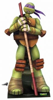 Donatello Mini Cutout (Teenage Mutant Ninja Turtles)