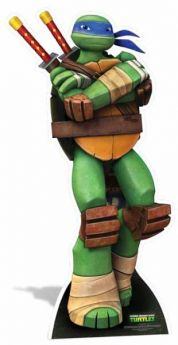 Leonardo Mini Cutout (Teenage Mutant Ninja Turtles)