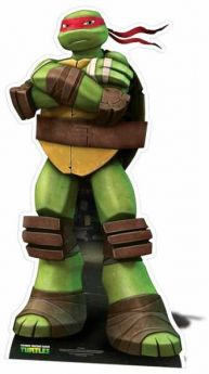 Raphael Mini Cutout (Teenage Mutant Ninja Turtles)