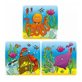 Sea Life Jigsaw Puzzle