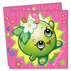 Shopkins Party Napkins, pk16