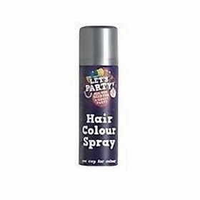 Hair Colour Spray Silver