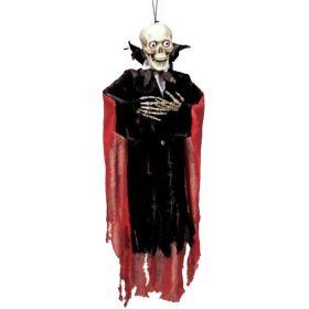 Skeleton Vampire Hanging Decoration
