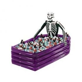 Skeleton Inflatable Drinks Cooler