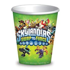 Skylanders Party Cups pk8