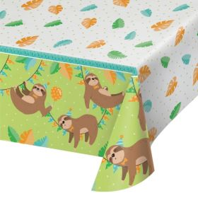 Sloth Party Tablecover