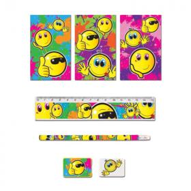 Smile Stationery Set