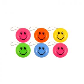 6 Smile Mini Yo Yo's