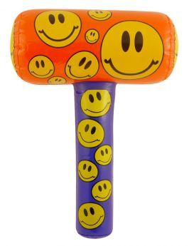 Inflatable Smile Mallet