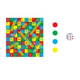 Snakes and Ladders 6.5cm