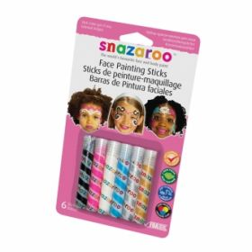 Snazaroo Girls Face Painting Sticks