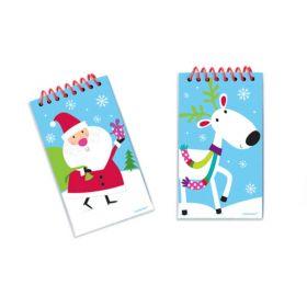 Snowman Christmas Notepads