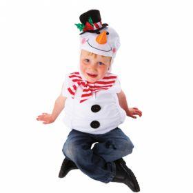 Snowman Dress Up Costume