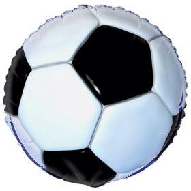 3D Soccer Foil Balloon 18''