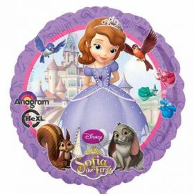 Sofia the First Foil Party Balloon
