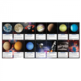 Space Fact Cards, pk14