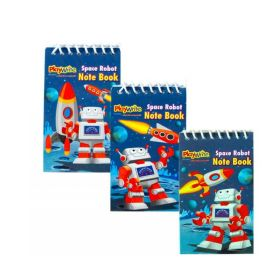Space Robot Notepads