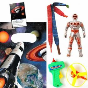 Space Blast Pre Filled Party Bags (no.1), one supplied