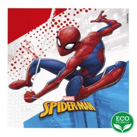 Spiderman Party Napkins