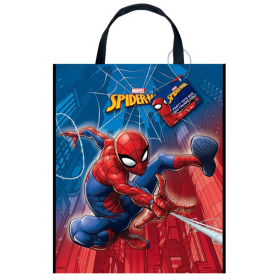 Spiderman Tote Party Bag