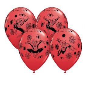 Spiderman Balloons