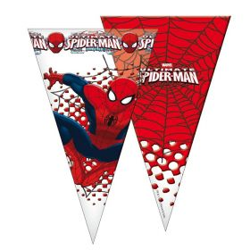 Spiderman Cone Cello Party Bags