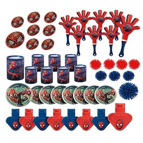Spiderman Mega Party Pack