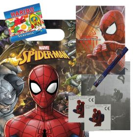 Spiderman Pre Filled Party Bags