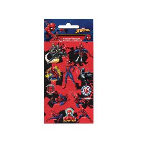 Spiderman Party Bag Stickers
