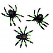 Assorted Spiders 8pk