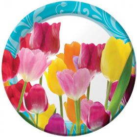 Springtime Dinner Plates