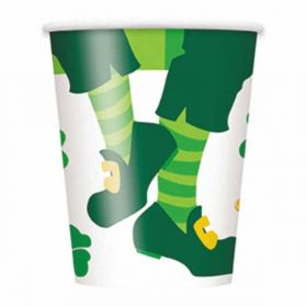 St Patricks Day Jig Design Cups