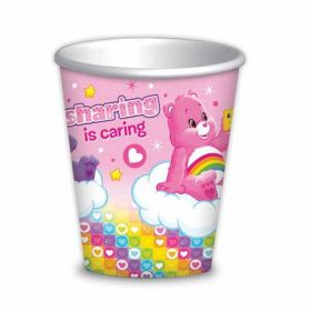 Care Bears Party Cups pk8