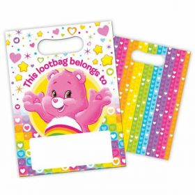 Care Bears Party Bags, pk8