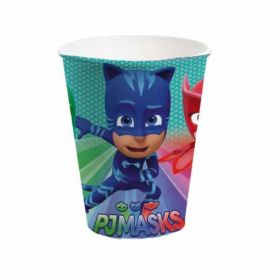 PJ Masks Party Cups pk8