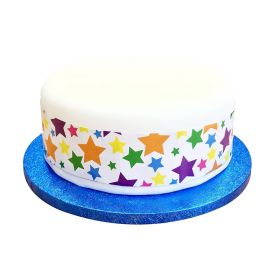 Super Star Cake Frill