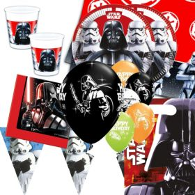 Star Wars Party Supplies Kits