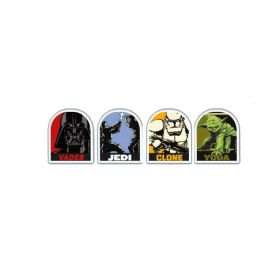 Star Wars Erasers