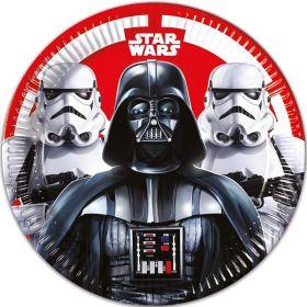 Star Wars Classic Plates 23cm, pk8
