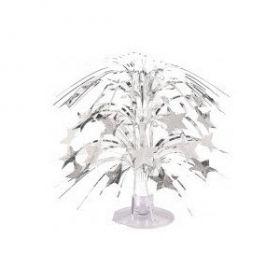 Star Silver Mini Cascade Centrepiece