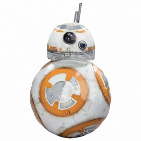 bb8 star wars supershape foil balloon party decoration