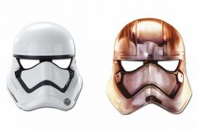 Star War s Party Masks pk6