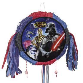 Star Wars Drum Pull String Pinata 47cm