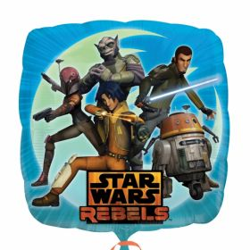Star Wars Rebels/Sith Foil Balloon 17''