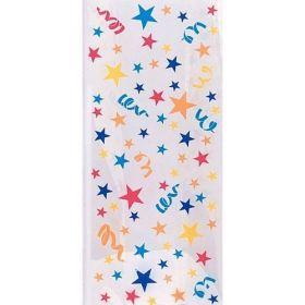 Stars Cello Party Bags 20pk