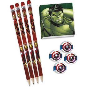 Avengers Multi Heroes Stationery Pack