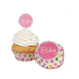 Baby Shower Cupckaes
